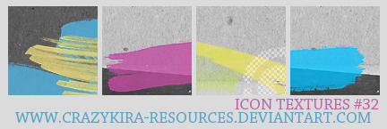 Icon Textures .32 by crazykira-resources