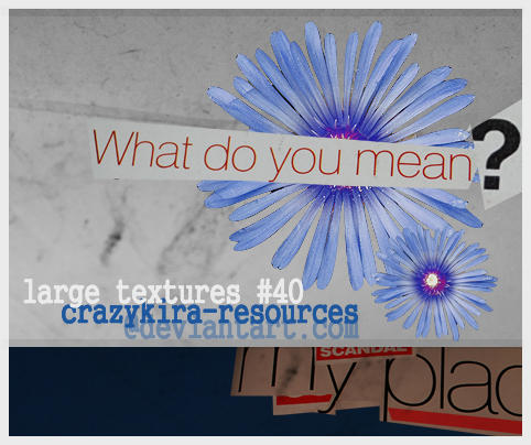 Large Textures .40 by crazykira-resources