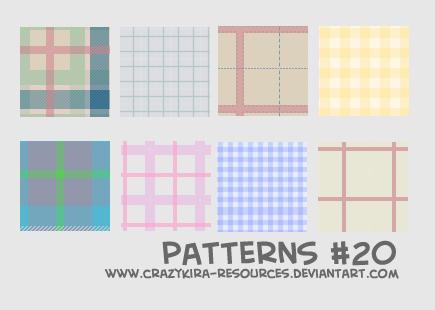 Patterns .20