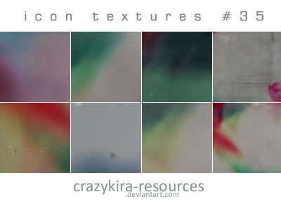 Icon Textures .35 by crazykira-resources