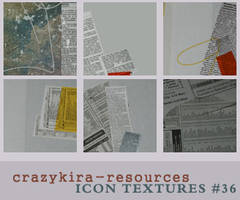 Icon Textures .36 by crazykira-resources