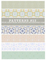 Patterns .23 by crazykira-resources