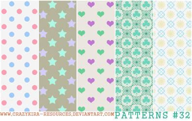 Patterns .32