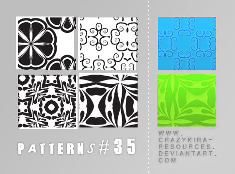 Patterns .35 by crazykira-resources