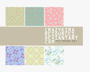 Patterns .37 by crazykira-resources