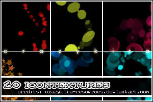 icon textures 03 by crazykira-resources
