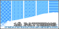patterns01 by crazykira-resources