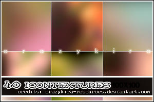 icon textures 09 by crazykira-resources