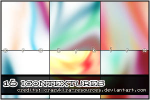 icon textures 13 by crazykira-resources