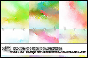 icon textures 17 by crazykira-resources