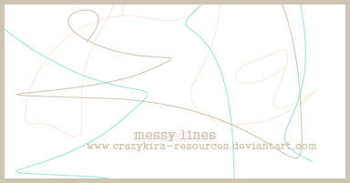 Messy Lines by crazykira-resources