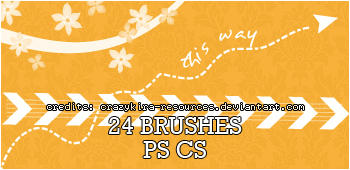 Mixed brushes by crazykira-resources