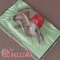 SmidA - Vakuummatratze by SmidA460