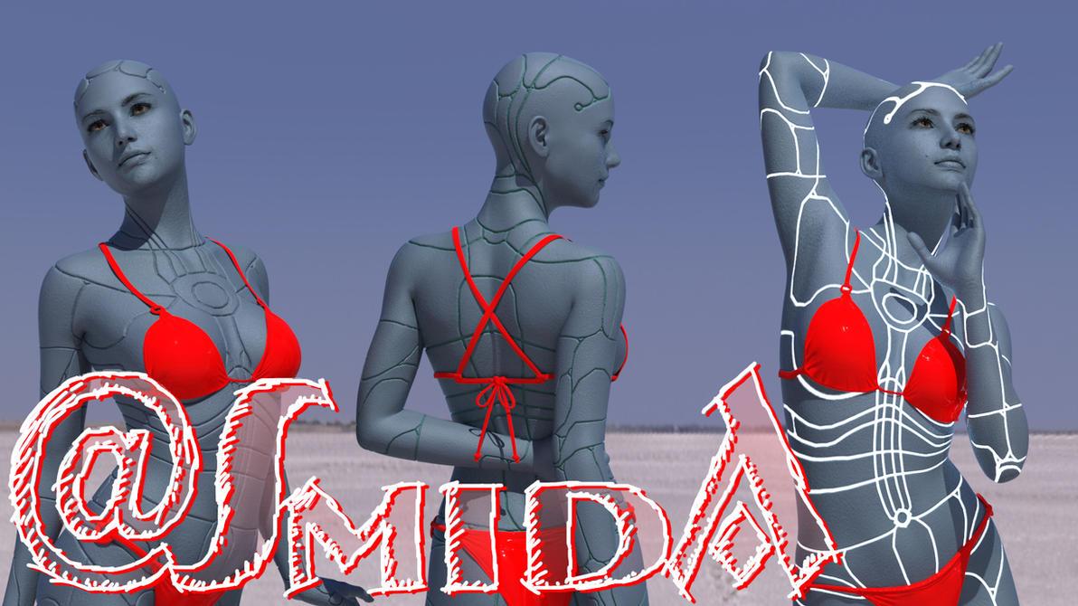 SmidA - Ornamental Scars by SmidA460