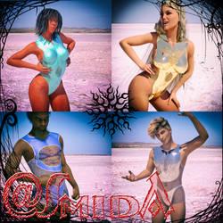 Freebie - SmidA - Geoshellsuits G3+G8 - Freebie by SmidA460