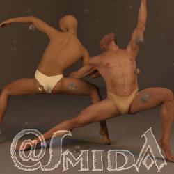 Freebie - ballet suspenium - G3M G8M by SmidA460