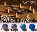 Freebie - SmidA - Rapier (Sword)