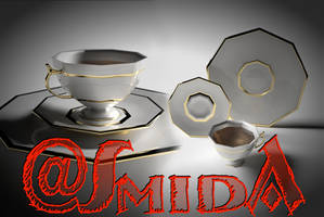 Freebie - SmidA - Tea-Set