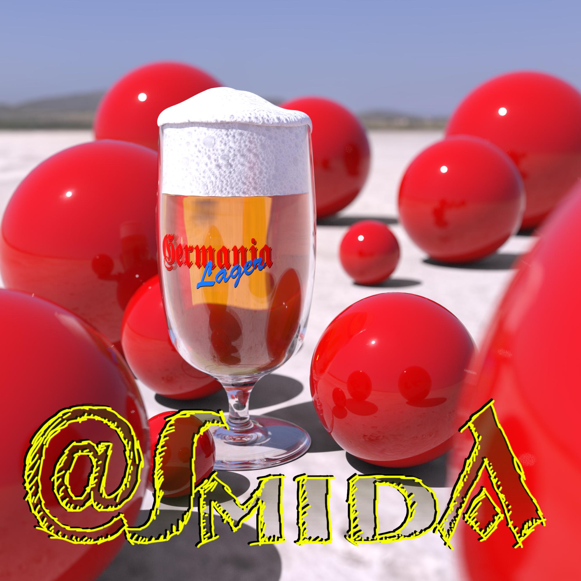 Freebie - SmidA - Glass of Beer