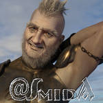 Freebie - SmidA - OldManGrey by SmidA460