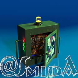 Freebie - SmidA - Electric Case complete by SmidA460