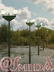 Freebie - SmidA - Streetlight by SmidA460