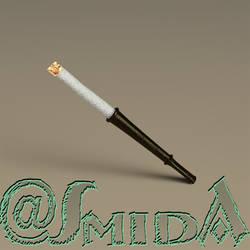 Freebie - SmidA - Cigarette by SmidA460