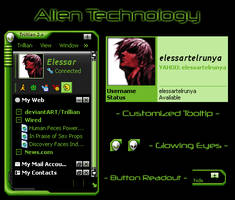 Alien Technology by ElessarBarton