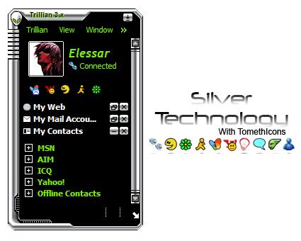Silver Technology by ElessarBarton