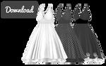 [MMD] MARILYN MONROE DRESS [+DL]