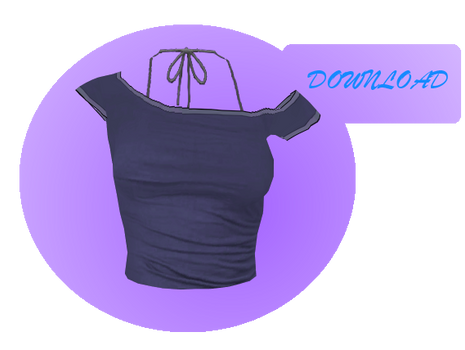 [MMD] SHIRT [+DL] by Sims3Ripper