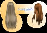 [MMD] LONG HAIRS [+DL]