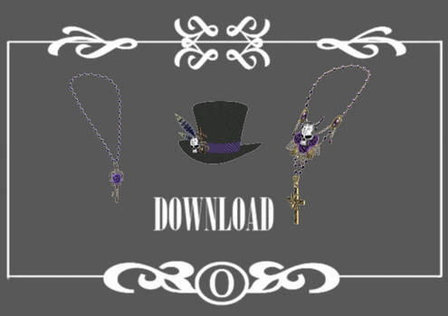 [MMD] VOODOO BUNDLE [+DL] by Sims3Ripper