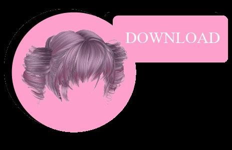 [MMD] TETO HAIR [+DL]