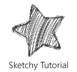 Inkscape Tutorial - Sketchy Effect by X-Loa
