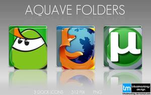 Aquave folders 1 by KillboxGraphics