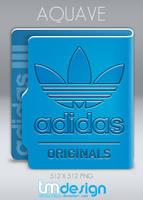 Aquave Adidas by KillboxGraphics