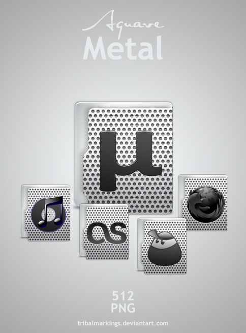 Aquave metal