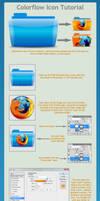 Colorflow Icon tutorial by KillboxGraphics