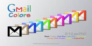 Gmail Colors