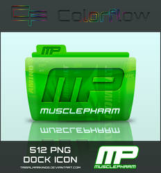 MusclePharm Colorflow icon