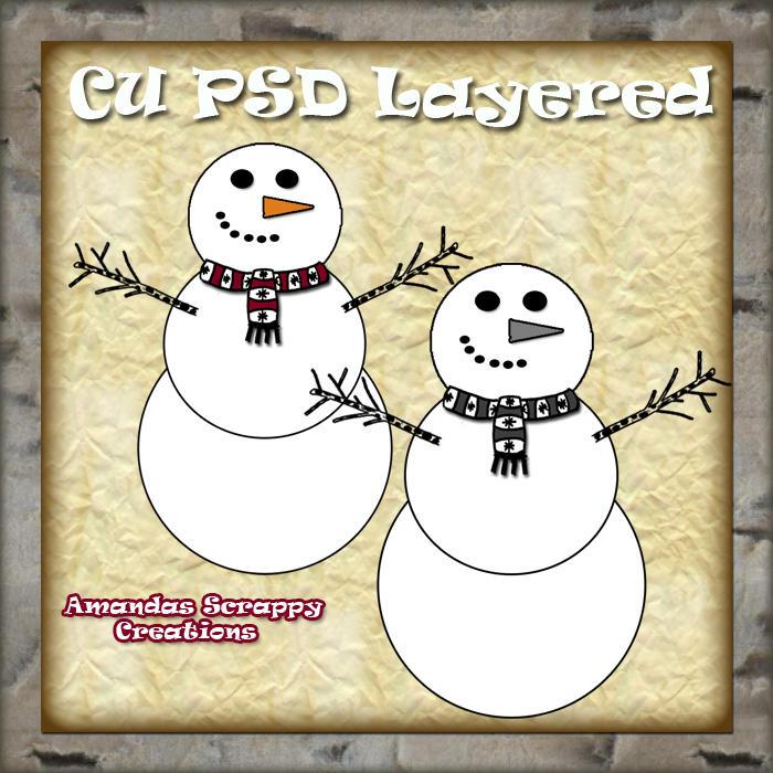 CU Snowman
