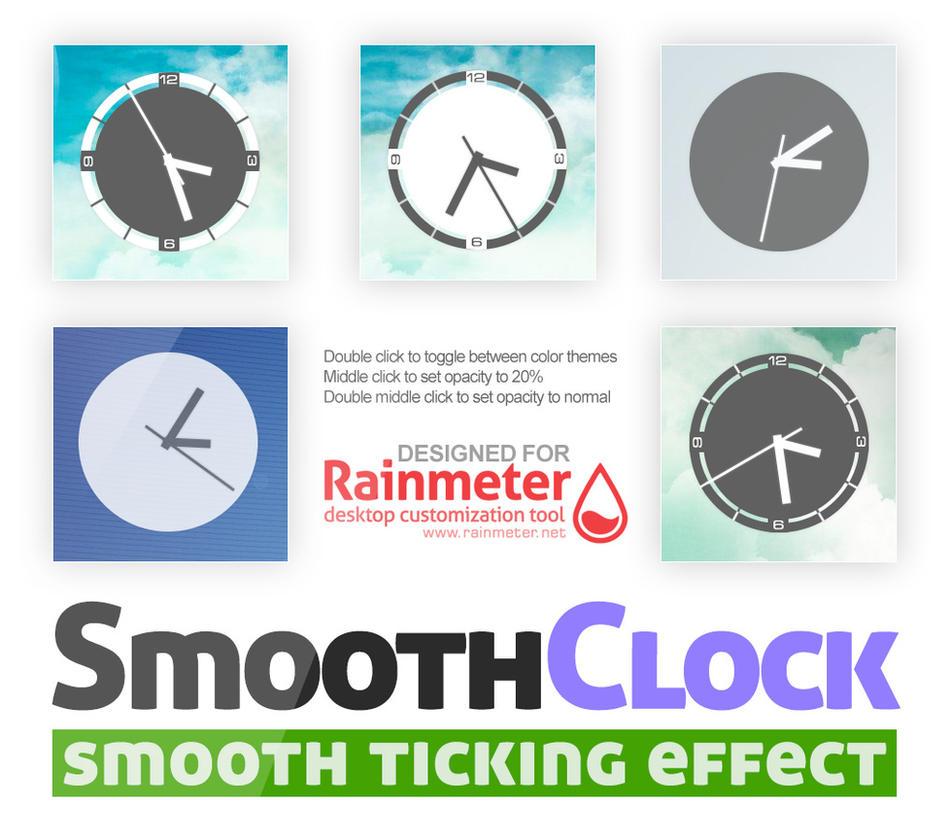 Smooth Clock 1.0 by sa3er