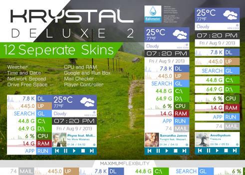 Krystal Deluxe 2.1 by sa3er