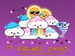 17 kawaii png