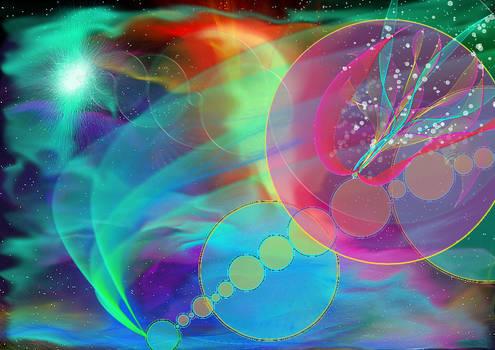 Trippy Cosmos