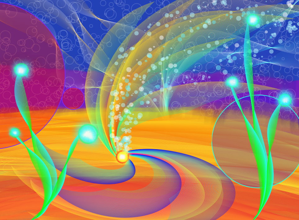 Cosmic Works by Newtypemo