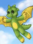 Fly high! by Blusagi