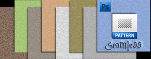 Sandpaper Seamless Patterns by manoluv