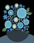 WhimsyFloralBouquet2b by SKSchmitz
